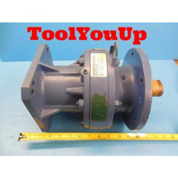 SUMITOMO CNVX 4115 LB 11 SPEED REDUCER INDUSTRIAL MADE IN USA SM CYCLO TOOLING #1 image