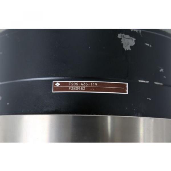 SUMITOMO Reducer F2CS-A35-119 + MITSUBISHI Servo Motor HC-SFS102 #3 image