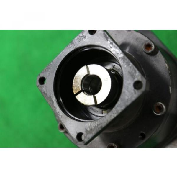 SUMITOMO Used ANFJ-K30-SV-29 Servo Motor Reducer Ratio 29:1 #7 image