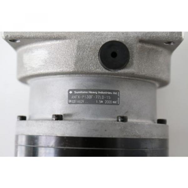 SUMITOMO Used Reducer ANFX-P130F-7ZLD-15, Free Expedited Shipping #5 image