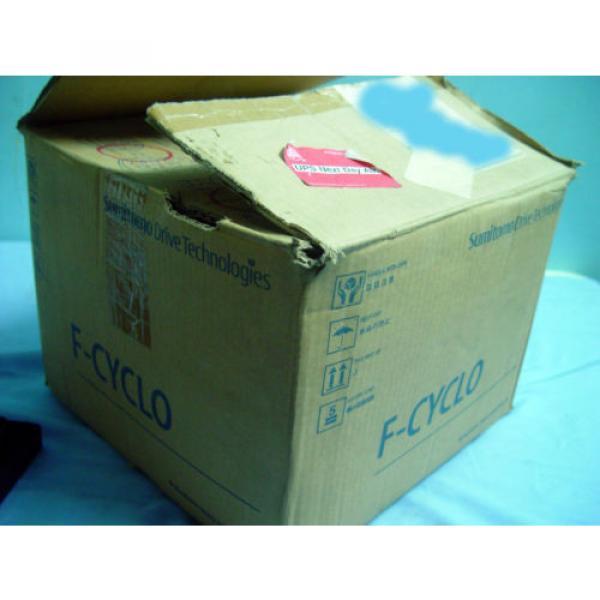 SUMITOMO F-CYCLO DRIVE F2C- A- 45- 119 Reducer  F2C-A45-119 Origin IN BOX #5 image