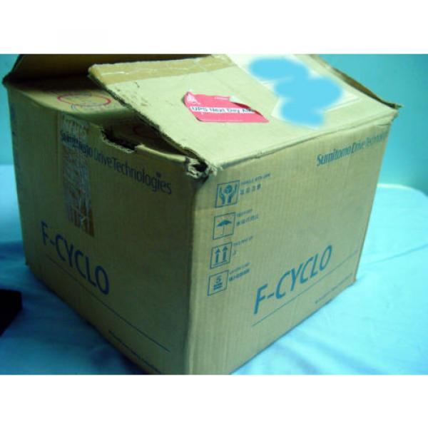 SUMITOMO F-CYCLO DRIVE F2C- A- 45- 119 Reducer  F2C-A45-119 Origin IN BOX #6 image