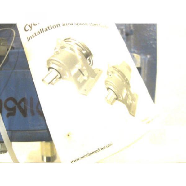 Origin  SUMITOMO SM-CYCLO CCH-6135Y-17 REDUCER CCH6135Y17 #4 image