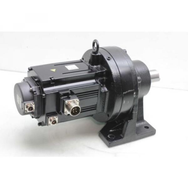Mitsubishi HF-SP152BG1H AC Servo Motor / 15kW w Sumitomo CNHM-6120-17 Reducer #3 image