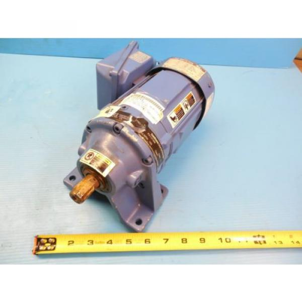 SUMITOMO CNHM02 6075C 11 INDUCTION MOTOR MADE IN USA INDUSTRIAL MOTORS #1 image