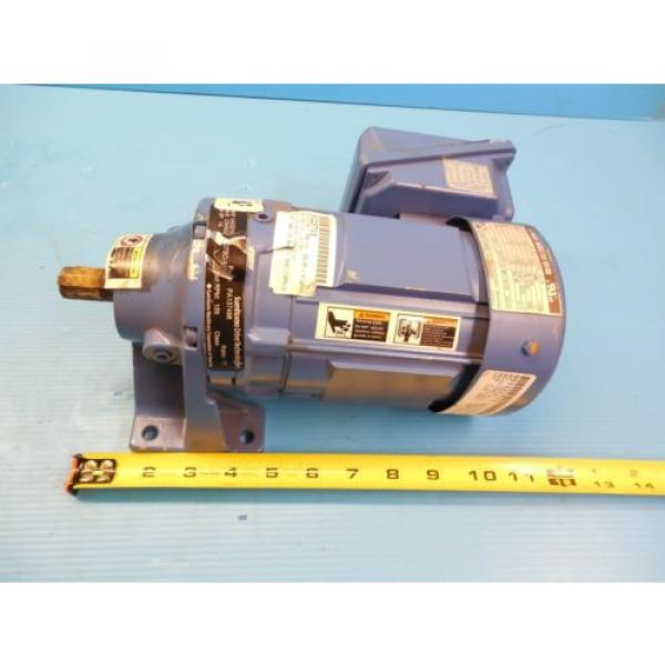 SUMITOMO CNHM02 6075C 11 INDUCTION MOTOR MADE IN USA INDUSTRIAL MOTORS #2 image