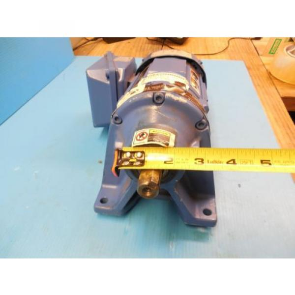 SUMITOMO CNHM02 6075C 11 INDUCTION MOTOR MADE IN USA INDUSTRIAL MOTORS #3 image