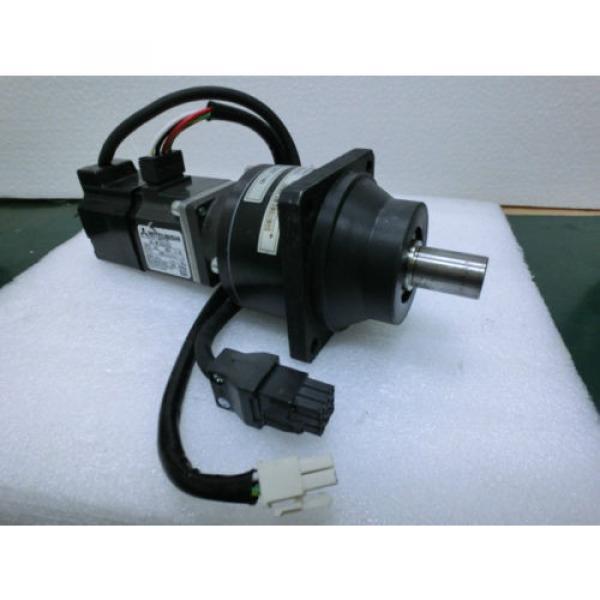 Mitsubishi HC-MFS053G2 AC Servo Motor+Sumitomo ANF J-K10-SV-29 MC-Drive@93282 #1 image