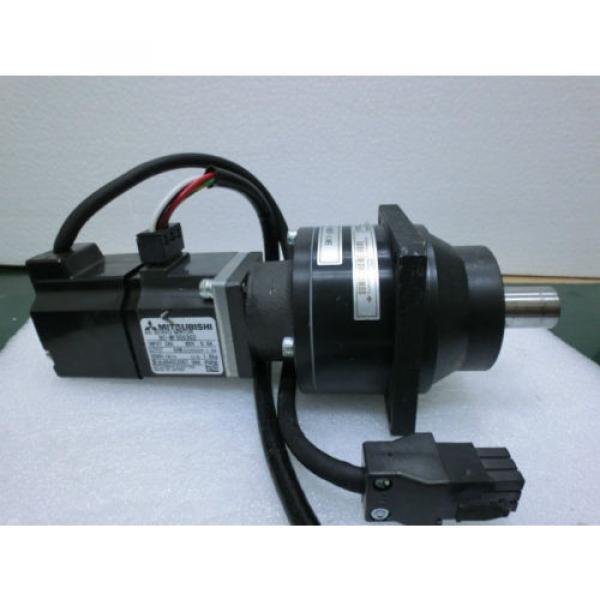 Mitsubishi HC-MFS053G2 AC Servo Motor+Sumitomo ANF J-K10-SV-29 MC-Drive@93282 #4 image