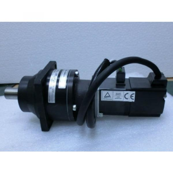 Mitsubishi HC-MFS053G2 AC Servo Motor+Sumitomo ANF J-K10-SV-29 MC-Drive@93282 #6 image