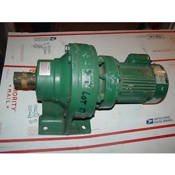 Sumitomo SM-Cyclo HM3115/09 1/3 hp 3ph Electric Motor  289:1 ratio 1-1/2#034; output #1 image