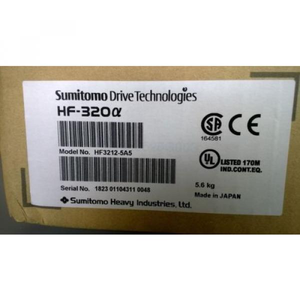 Sumitomo HF-320a Motor Driver Inverters, HF3212-5A5, 55kW-10kVA-75HP #8 image