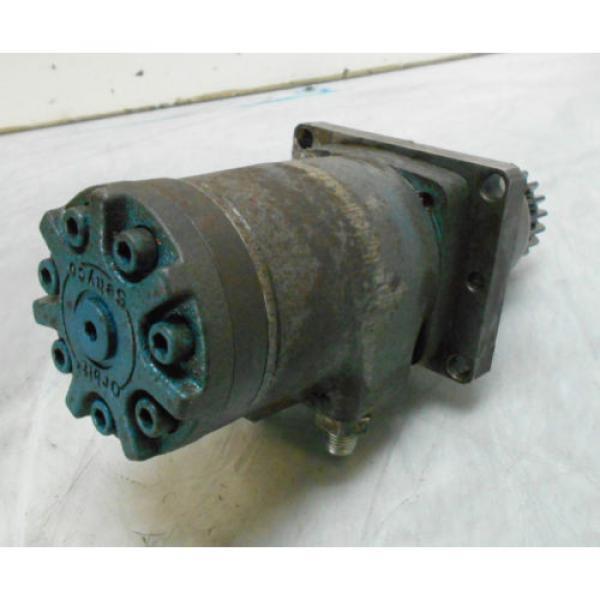 Sumitomo Eaton Hydraulic Orbit Motor H-100CC4-G, Used, WARRANTY #2 image