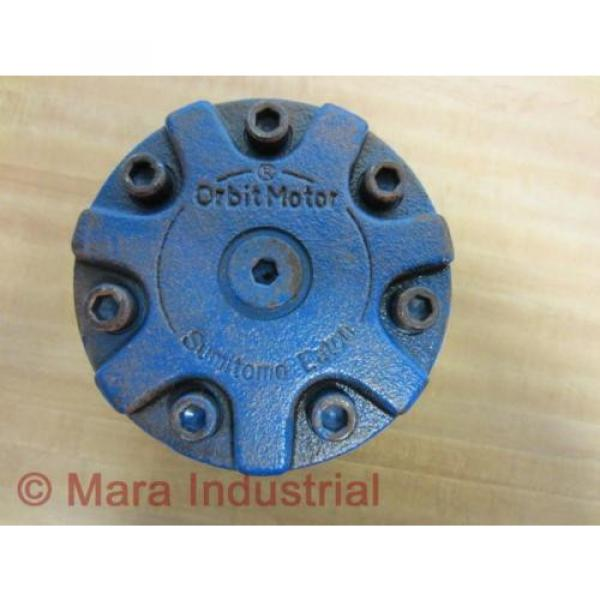 Sumitomo Eaton S-070CC2-H S070CC2H Orbit Motor 115 - Used #4 image