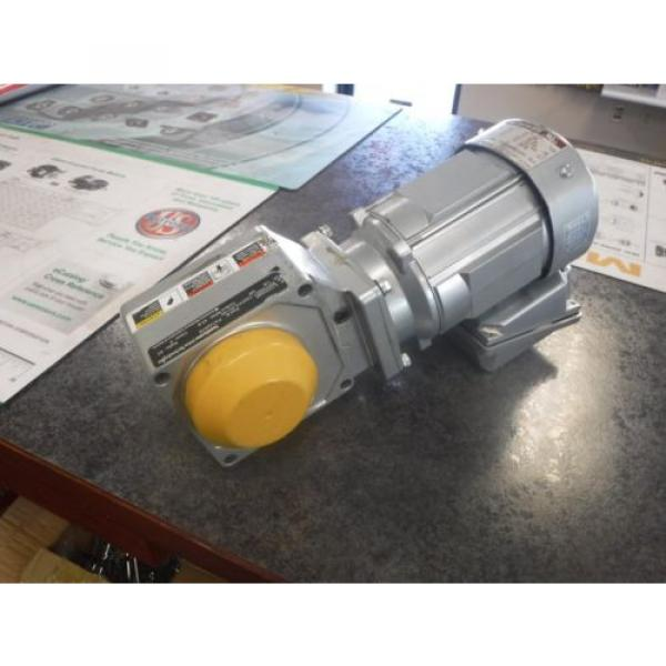 SUMITOMO TC-FX RNYMS01-1220YC-AV-40 1/4HP 1730RPM INDUCTION MOTOR Origin #4 image