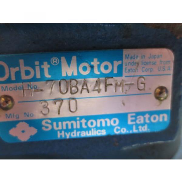 SUMITOMO EATON ORBIT MOTOR H-70BA4FM-G #2 image