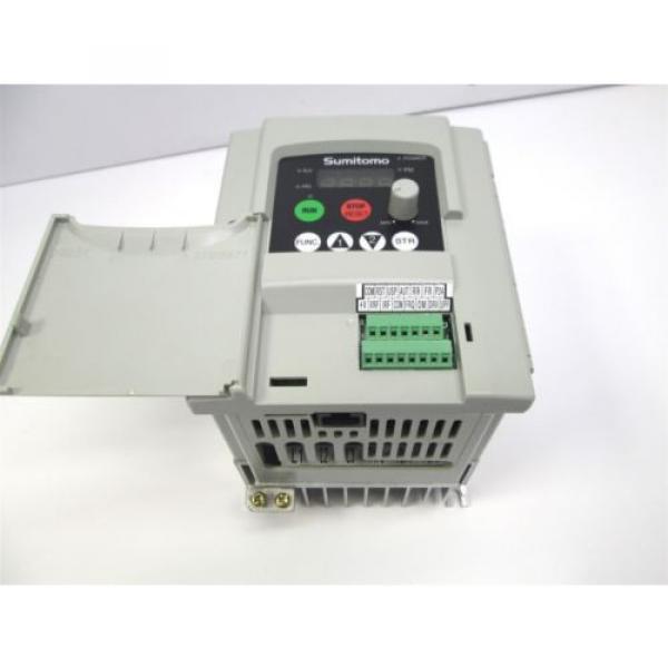 Sumitomo SF3204-A40-W 3 Phase AC Motor Drive Inverter VFD SF-320, 1/2HP 380/460V #2 image
