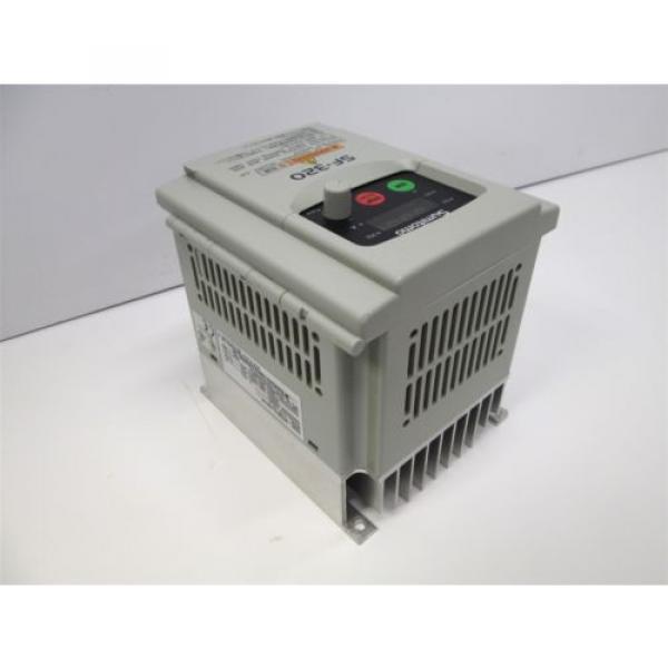 Sumitomo SF3204-A40-W 3 Phase AC Motor Drive Inverter VFD SF-320, 1/2HP 380/460V #4 image