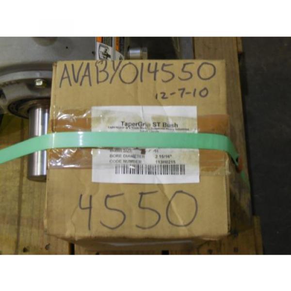 RX-1899, Origin SUMITOMO CYCLO 6000 DRIVE W/ 1 HP MOTOR CHHBJMNIA-6165DCY-354 #9 image