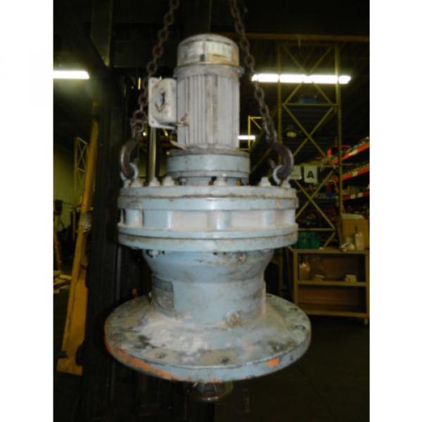 Sumitomo Cyclo Drive, VM1-21911B, 3481:1 Ratio, 1 HP, 1750 RPM, Used, Warranty #1 image
