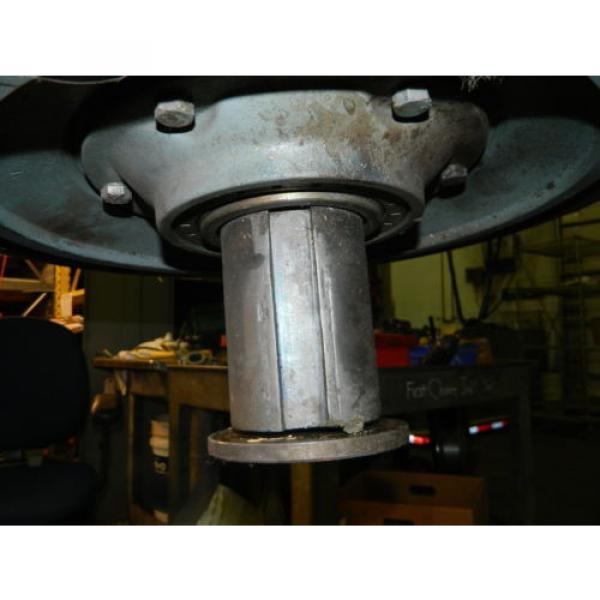 Sumitomo Cyclo Drive, VM1-21911B, 3481:1 Ratio, 1 HP, 1750 RPM, Used, Warranty #4 image