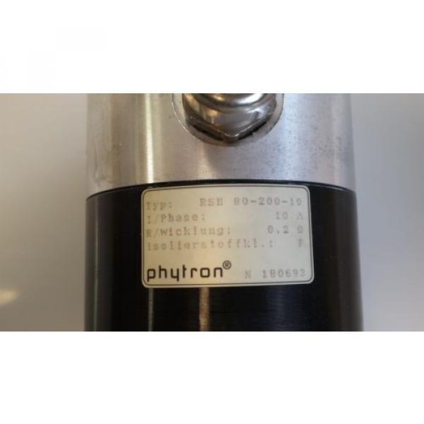 Phytron RSH 80-200-10  amp;  Sumitomo Cyclo Europe XFCG 106-11/11/075 #2 image