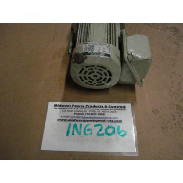 Sumitomo Cyclo gearmotor CNHMS-05-4095YC-29, 292 rpm, 29:1, 5hp, 230/460,inline #4 image