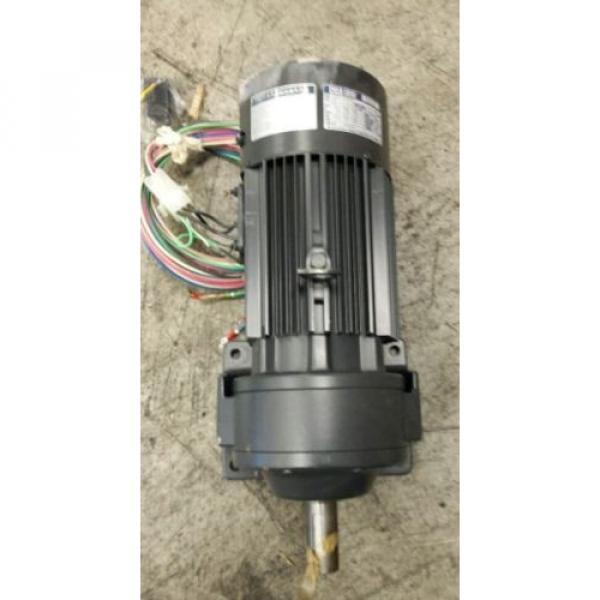 Cyclo Drive Induction Gearmotor Sumitomo CNHM1-5100-B #1 image