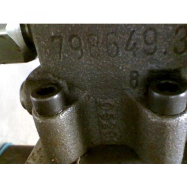 Rexroth A10VS0 28 DFR / 31L Variable Axle Pump, D-72160 D7W15, 7/8#034; shaft #4 image