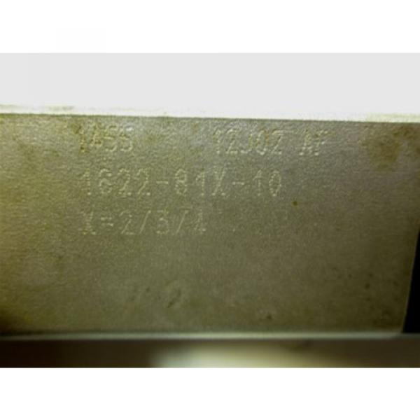 Star Linear Rail, Length: 820mm, Size: 20 w/2 Bearing Blocks 1622-81X-10 x=2/3/4 #4 image