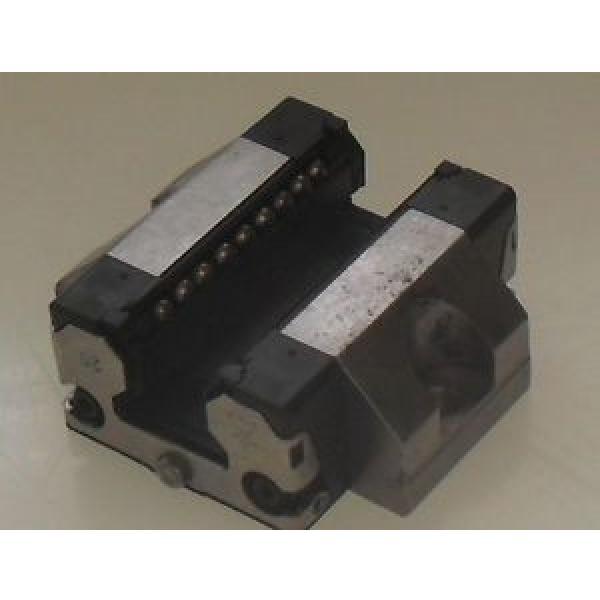 Rexroth STAR 20 1665-894-20 AA09N Linear Roller Guide Rail Block #1 image