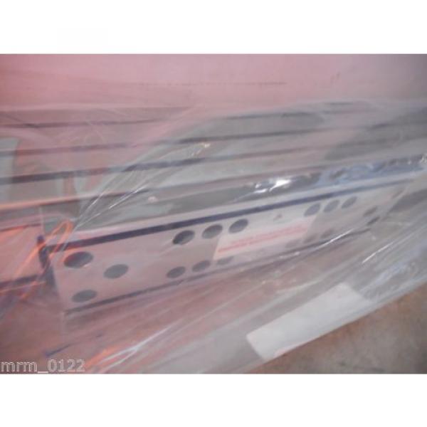Rexroth Linear Slide 73#034; Total Length Shaft 11/16#034; OD 1-1/2#034; Length amp; Ball Screw #3 image