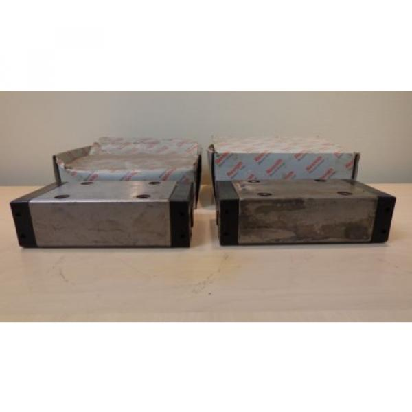 PAIR OF Star / REXROTH Linear Roller Bearing 1623-49X-10 - USED #2 image