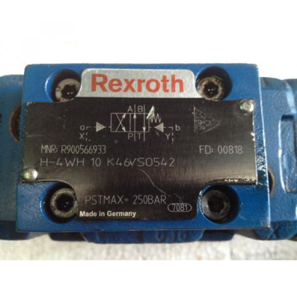 REXROTH VALVE MNR: R900566933 #1 image