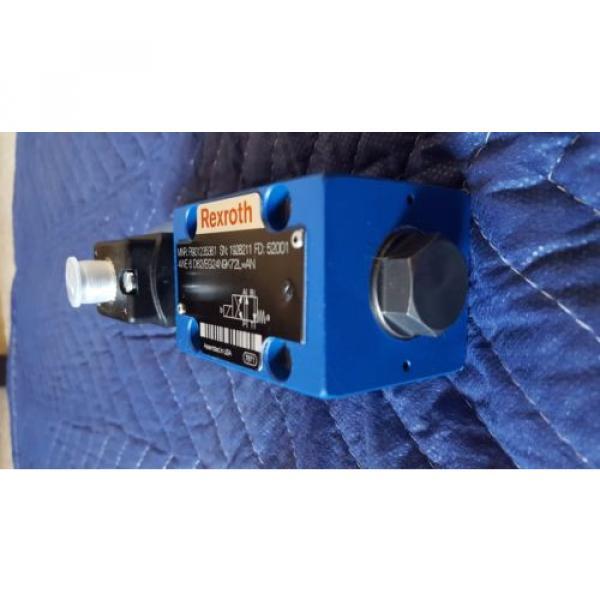 Rexroth Hydraulic Valve 4WE6D62/EG24N9K72L=AN    R901235361 #5 image