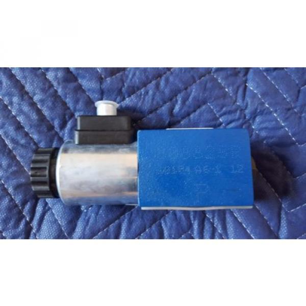 Rexroth Hydraulic Valve 4WE6D62/EG24N9K72L=AN    R901235361 #6 image