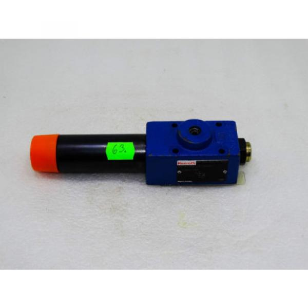 Rexroth Bosch R900472020 / DR 6 DP2-53/150YM ventil reducing valve  /  Invoice #1 image