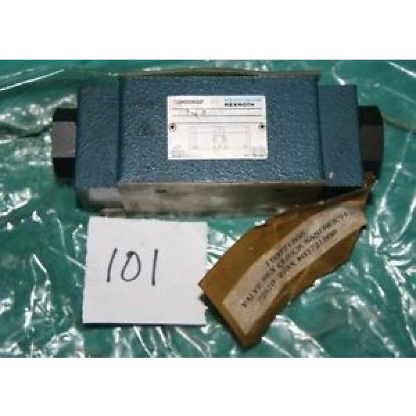 Rexroth Z2S 10-2-32/V throttle check valve flow control #1 image