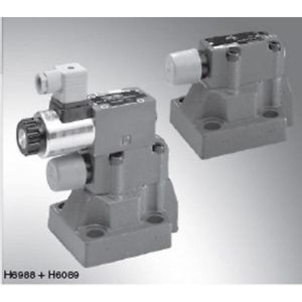 Bosch Rexroth Pressure relief valve, pilot operated DBW 20 BG2 5X/200 6EG24 N9K4 #1 image