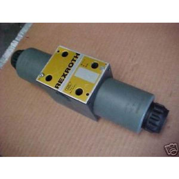 Rexroth solenoid directional valve 24VDC - float ,USED #1 image