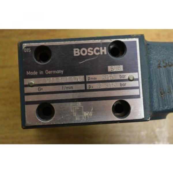 Bosch 0811101170 pilot valve #2 image