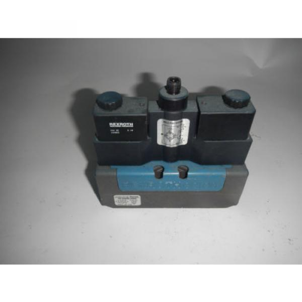 Rexroth GS-020062-00909 24VDC Pneumatic Valve #1 image