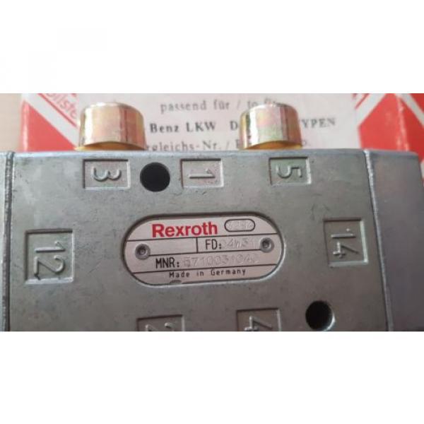 origin Rexroth Directional Control Valve MNR # 5710031040 Germany #2 image