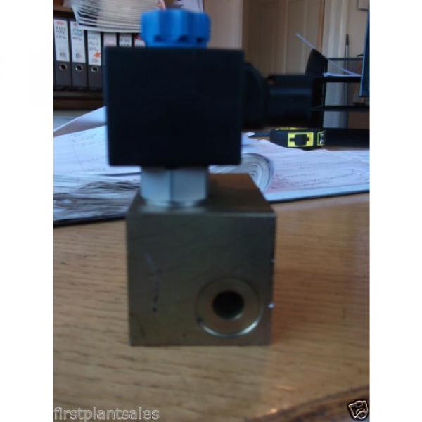Rexroth Hydraulic Valve JCB Part  25/221063 #2 image