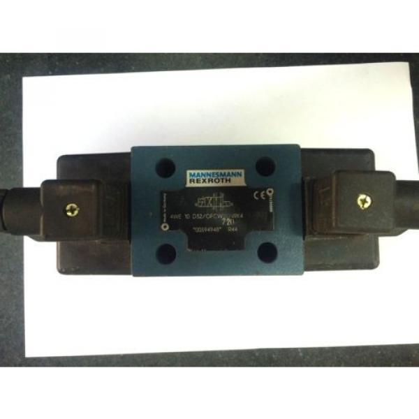 4WE10 D 3X/OFC W110 N9K4 Rexroth R983030950 Direction Control Valve,Aventics #1 image