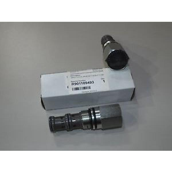 Bosch Piloted 2-Way Spool Valve, R901109493 #1 image