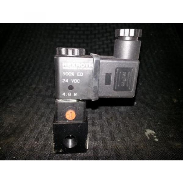 origin Rexroth Pneumatic Solenoid Valve L-830-000-120-0 #1 image