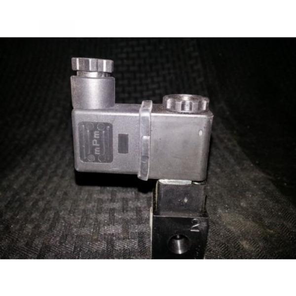 origin Rexroth Pneumatic Solenoid Valve L-830-000-120-0 #3 image