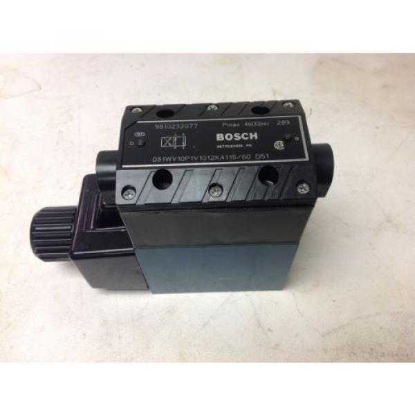 Bosch hydraulic directional control valve 9810232077 #1 image