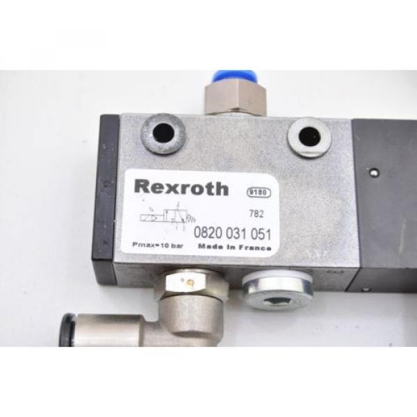 Rexroth 0820-031-051, Pneumatic Solenoid Valve #2 image